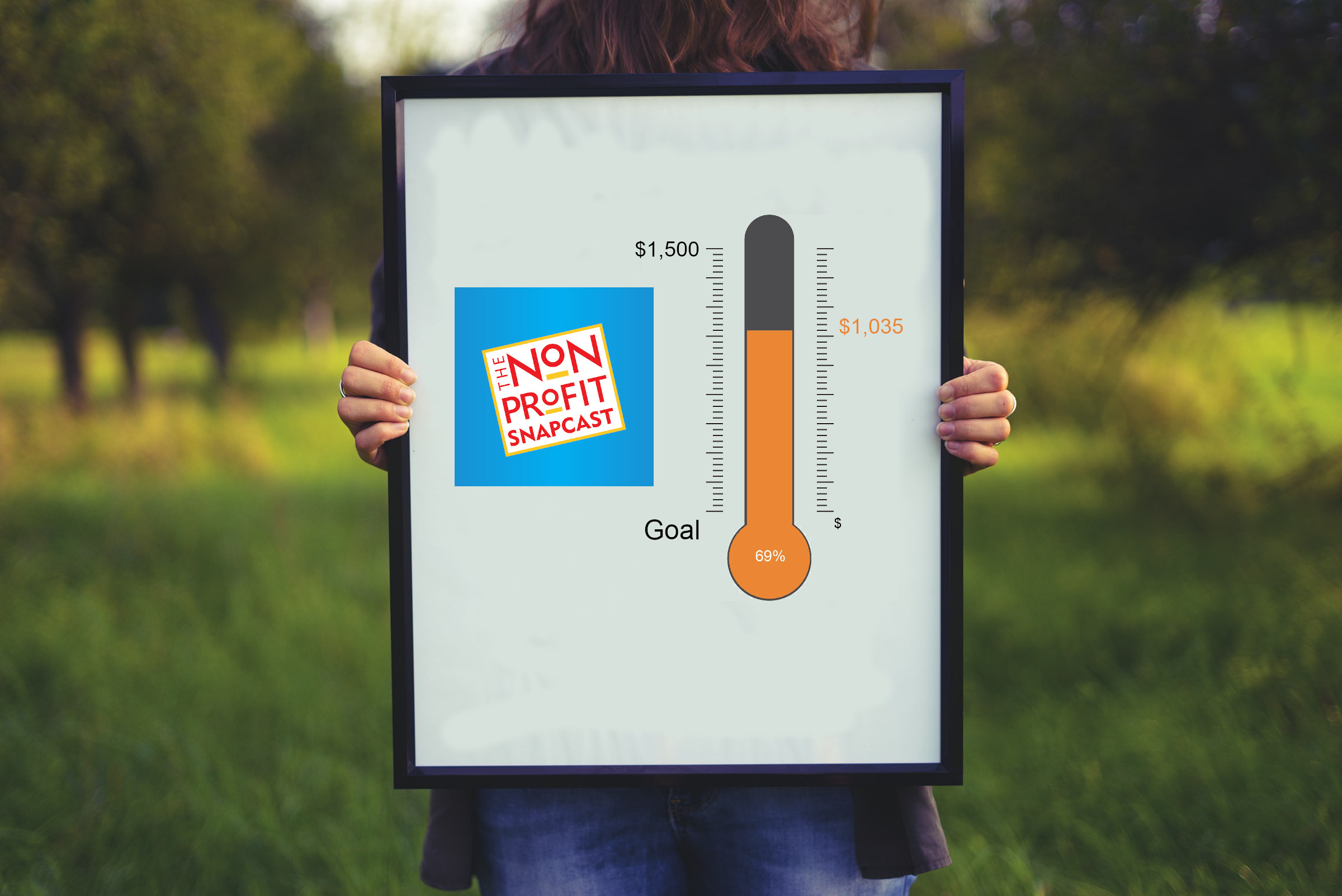 Nonprofit SnapCast Crowdfunding Campaign