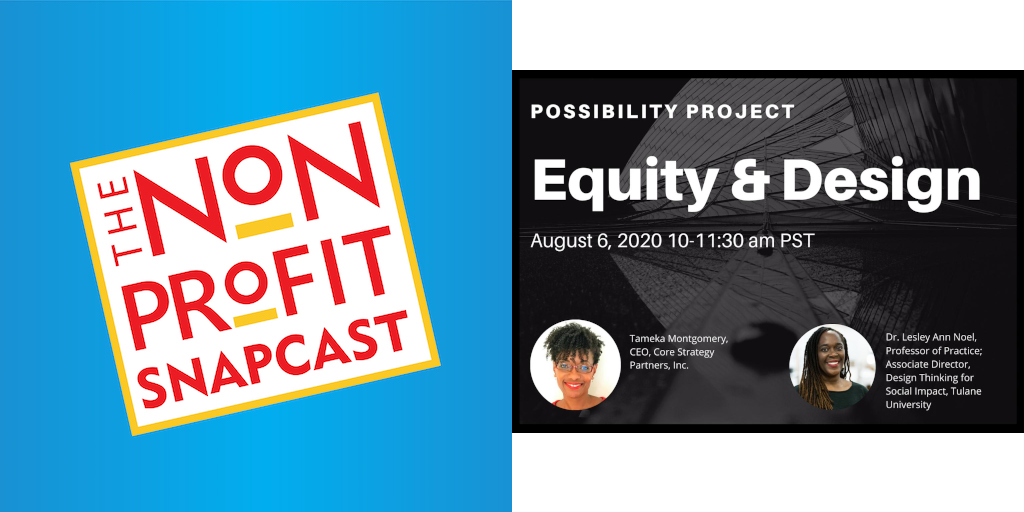 POSSIBILITY PROJECT: EQUITY & DESIGN