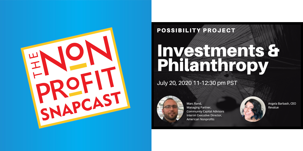 Investments & Philanthropy