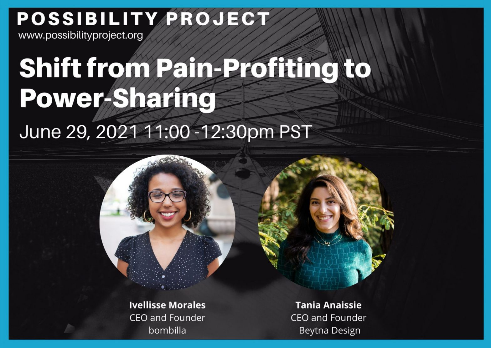 Shift from Pain Profiting to Power-Sharing